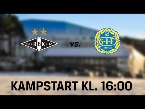 Rosenborg - GIF Sundsvall