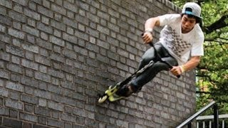 World's Best Street Scooter Tricks