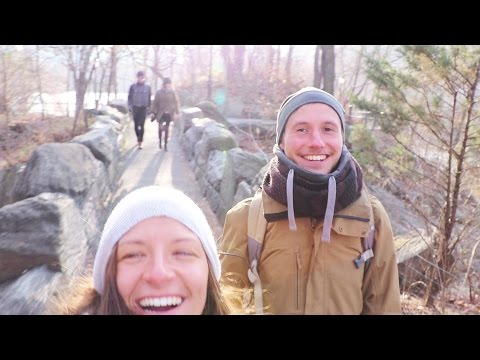 Weltreise Tag 318 • Central Park, Rockefeller, Times Square und: Chucks • New York • Vlog #043