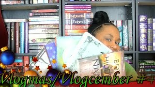 *Vlogmas/Vlogcember Day 4: Dec. TBR*
