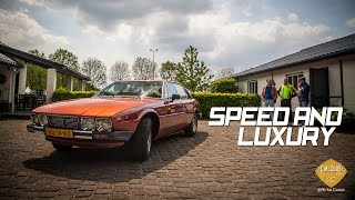 Speed and Luxury - De Tomaso Deauville - ENG SUBS