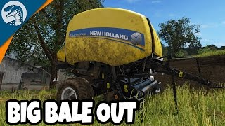 LOADING UP AND ROLLING OUT | Rappack Farms #8 | Farming Simulator 17 Multiplayer Gameplay