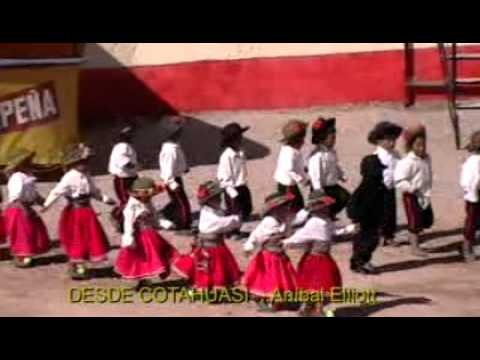 COTAHUASI DANZAS TORIL. I