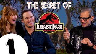The Secret Of Jurassic Park - The Jurassic World: Fallen Kingdom cast on why dinosaurs still rule.