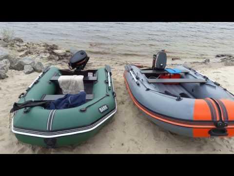 сборка лодки пвх шторм