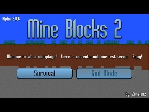 Mine Blocks 2 Gameplay 2.0.6 - Jogos Gratis Pro