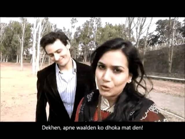 Funny Parody of Maya Khan Chief of Moral Police