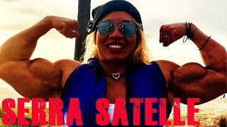 FBB Bodybuilder Serra Satelle | Iron ABS