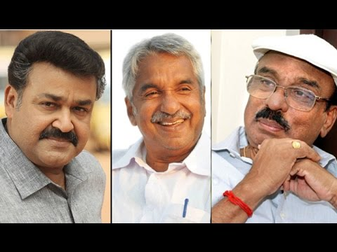 Mohanlal skips I.V.Sasi film for Oommen Chandy?