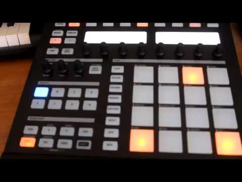 How to Step Sequence Drums in Maschine