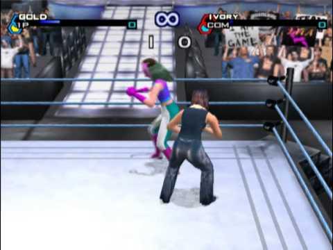 WWE Just Bring it ! (PLAYSTATION 2) Vs Ivory thumbnail