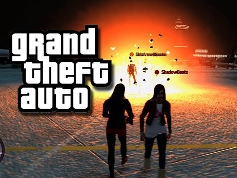 GTA Funny Moments and Stuff 41! (I Can't Wait for GTA 5!)