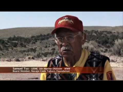 an overview of the navajo code talkers during the world war two I have not told you why being able to speak our navajo language, the same navajo language they tried to beat out of me when i was a child, was so important during world war two it was.