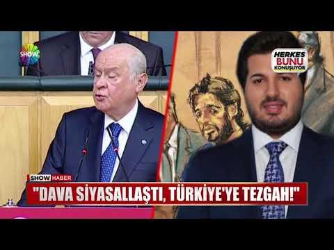 """Bahçeli: """"Dava siyasallaştı, Türkiye'ye tezgah!"""""""