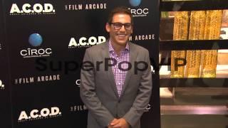 Stu Zicherman At A.C.O.D. Los Angeles Premiere On 9/26/20...