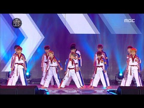 [Korean Music Wave] K-Tigers - K-POP Performance 20161009