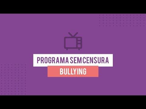 Sem Censura - Bullying - Ana Beatriz Barbosa Silva