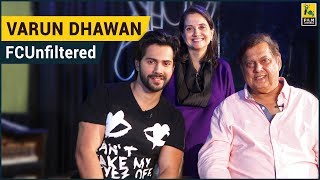 Varun Dhawan & David Dhawan Interview with Anupama Chopra | Judwaa 2 | FC Unfiltered