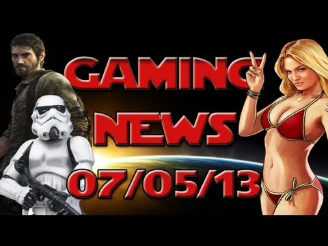 Gaming News 07/05: Xbox 720, GTA V, The Last of Us, Wolfestein: The New Order, FIFA 14...