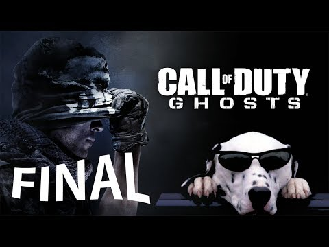 Call of Duty : Ghosts - FINAL ÉPICO? [ Playthrough COD Dublado em PT-BR ]