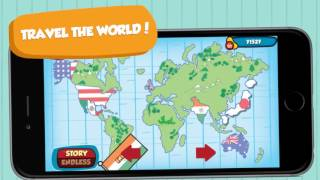 Mr Bean - New Game - Around The World!