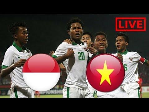 LIVE - timnas u16 indonesia vs timnas vietnam