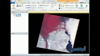ERDAS Imagine 2014 : how to do layer stack - Stacking Layers Landsat Images
