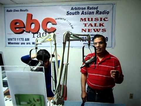 Jo Bhi Kasmein - RAAZ - Dr. Prakash and Abha Taunk at EBC Radio...