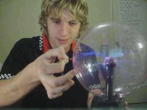 Plasma Ball Trick