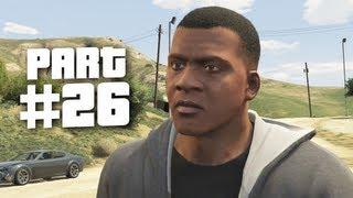 Grand Theft Auto 5 Gameplay Walkthrough Part 26 - Dead Man Walking (GTA 5)