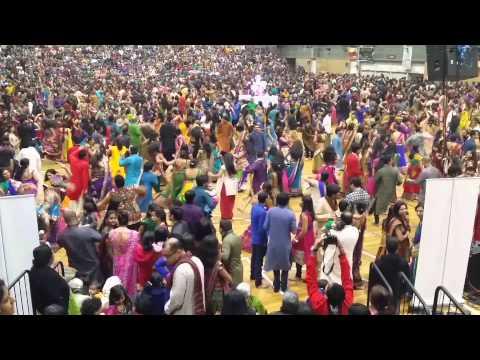 Atul purohit Garba sydney 2014 part 1