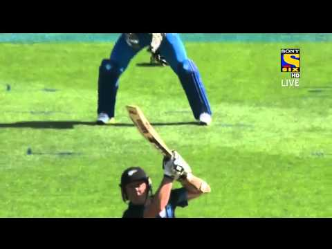 India vs New zealand | 3rd ODI Eden Park | Full Highlights | Thrilling End | 25 jan 2014