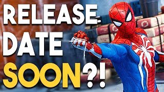 SPIDERMAN PS4 Release Date SOON?! And SPYRO TRILOGY PS4 LEAKED?!