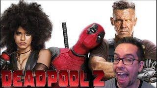 Deadpool 2 - Film Review