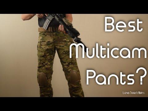 Best Multicam Pants for Airsoft? - Emerson V2 Multicam Pants Review