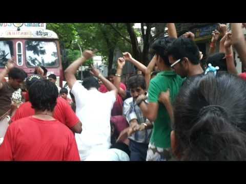 Ganpati nasik dhol & dance mumbai