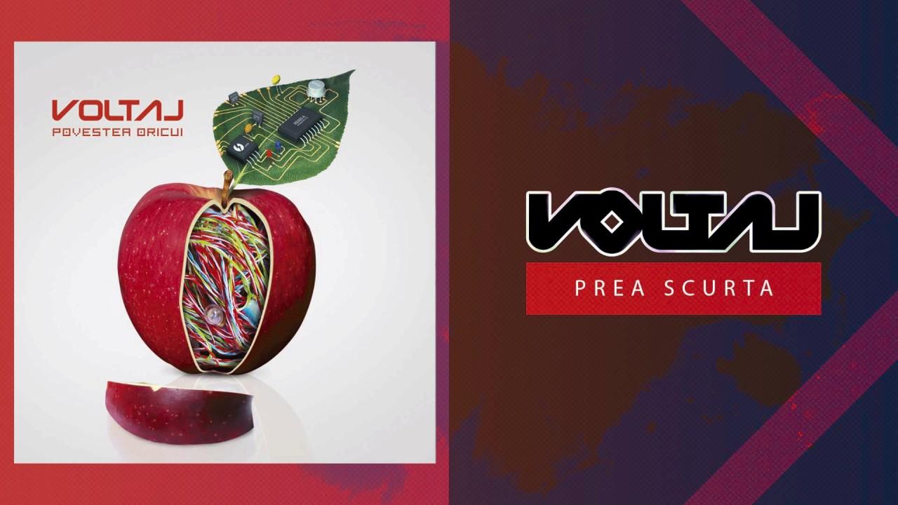 Voltaj - Prea scurta (Official Audio)