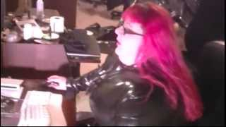 12 015- BBW FetishKimmy Diablo II Black Full Body Latex (Shortened Version for Youtube).wmv