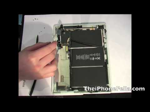 ipad 2 screen replacement instructions