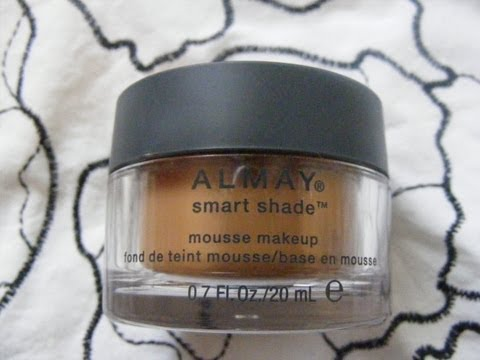 DEMO + REVIEW! ALMAY Smart Shade Mousse Makeup - Medium/Deep