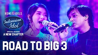 Download lagu TIARA X ARSY WIDIANTO - CINTANYA AKU - ROAD TO BIG 3 - Indonesian Idol 2021