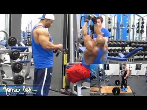 Arnold Classic Prep - Ronnie Coleman & Cory Mathews Part 5   Hotel Confessions video