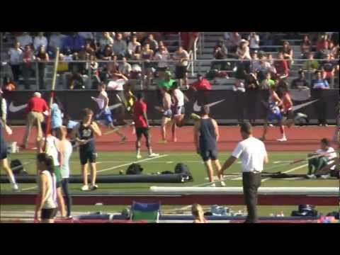 Eugene Hamilton III at Arcadia Invitational 2012