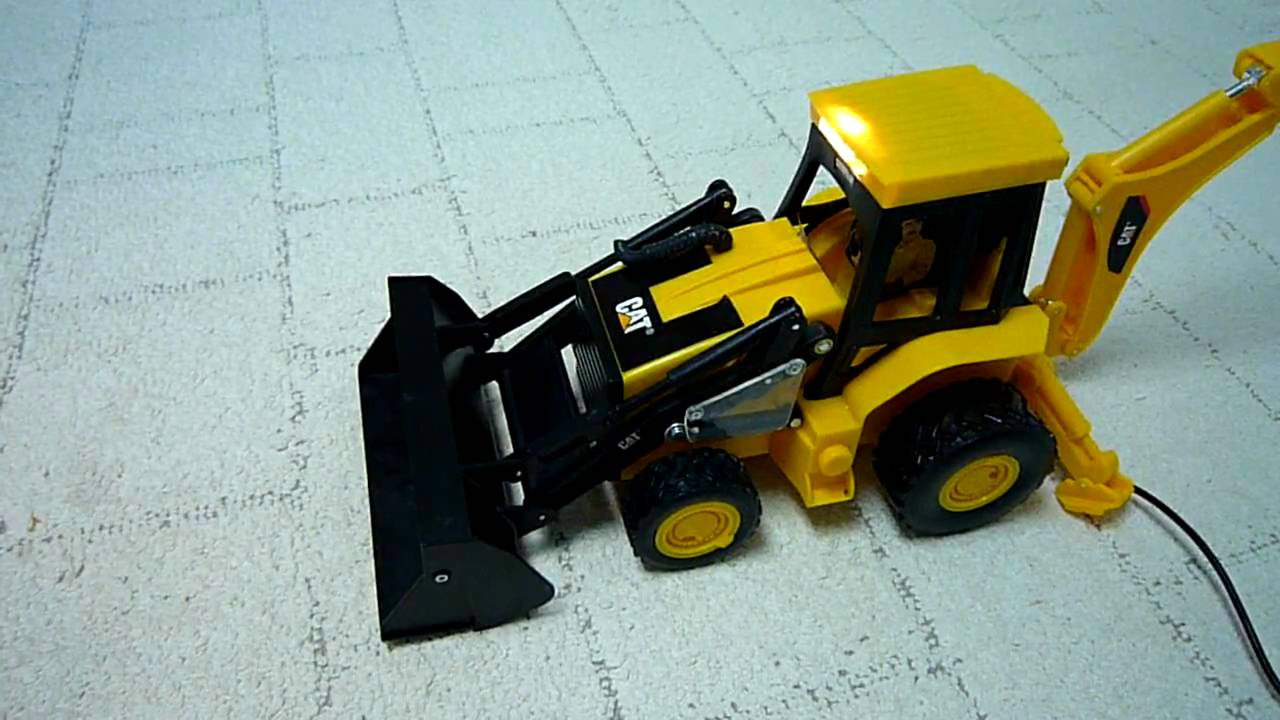 Cat Backhoe Toy Toy State Cat Caterpillar