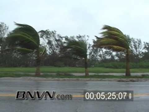 Hurricane Rita Video - Key West Florida - 9/20/2005 - Part 7
