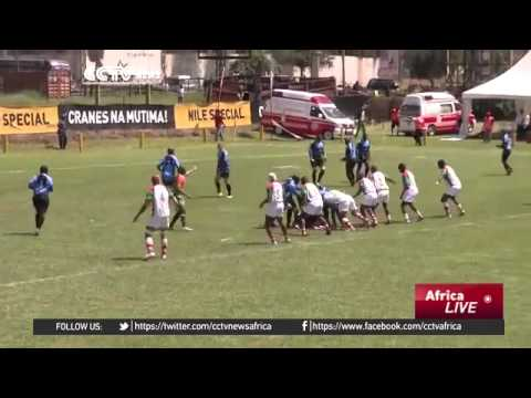 5158 sport CCTV Afrique Rugby  Uganda buoyed following win over Cote d'Ivoire