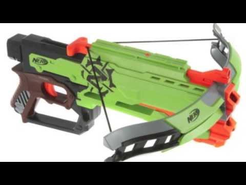 NERF Zombie Strike 2014 Blasters! (NERF NEWS)