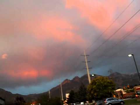 BLOOD RED SUN, SKIES OF SMOKE: DANGEROUS WILDFIRES THREATEN UTAH