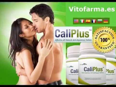 CaliPlus contra la Impotencia - Vitofarma.es