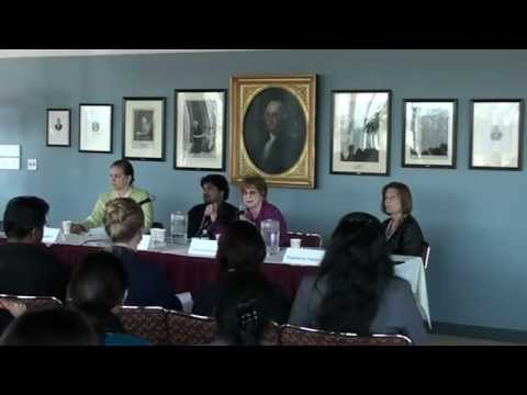 IDC at Harvard - Panel - Gender, Poverty, Opportunity: The Role of Women in Development